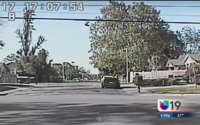Hombre golpeado por un agente presenta demanda contra la ciudad de Sacra...