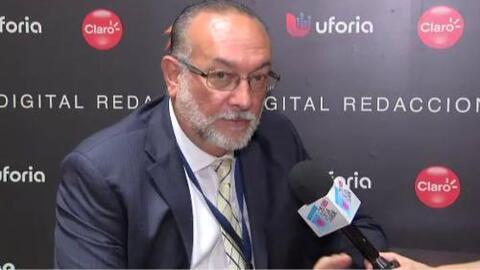"""Luis Pabón Roca: """"Yo no discuto con políticos, mi trabajo es analizarlos"""""""