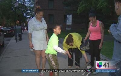Niño autista de El Bronx recupera a su mascota