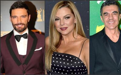 Julián Gil, Marjorie de Sousa y Adrián Uribe han defendido...