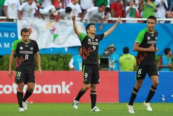 El 'Cepillo' formaría parte del combinado mexicano que disputar&i...