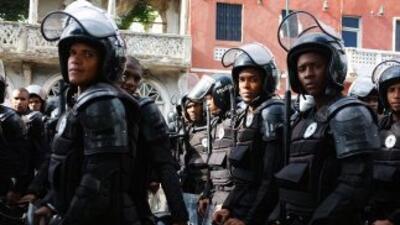 Las autoridades de República Dominicana anunciaron la detención de un fu...