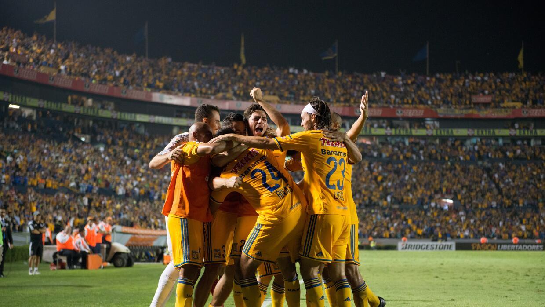 Tigres localía Copa Libertadores