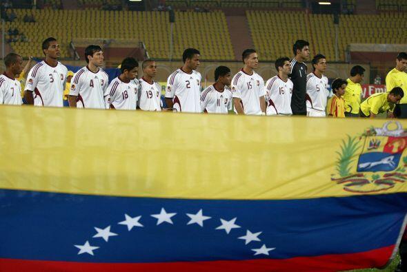Todos los jugadores de la plantilla de Venezuela que dirige Marcos Mathí...