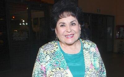 Carmen Salinas quiere ser comadre de Ninel Conde