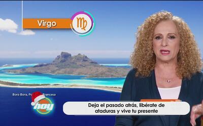 Mizada Virgo 08 de diciembre de 2016