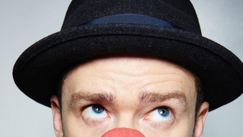 Tal vez veremos a Justin Timberlake con una nariz al estilo del film 'It'.