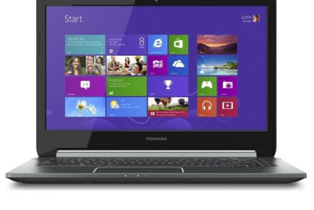 Toshiba Satelite: Una excelente laptop con Windows 8, una pantalla de 14...