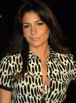 La cantante y actriz mexicana Patricia Manterola fue la encargada de pre...