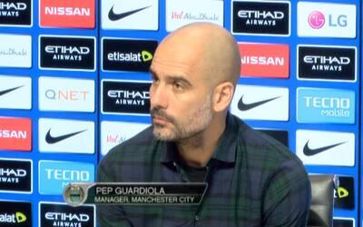 Pep Guardiola 'explota' por los rumores que colocan a Messi en el City