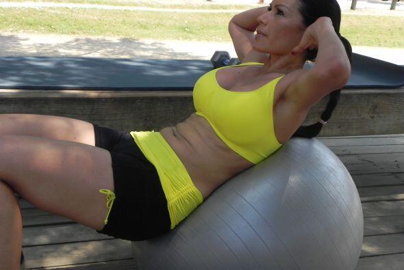 Recuerda que la respiración es muy importante cuando haces ejercicio. De...