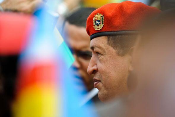 A la muerte del General Muller Rojas, Chávez dijo que ``Vaya qué de noti...