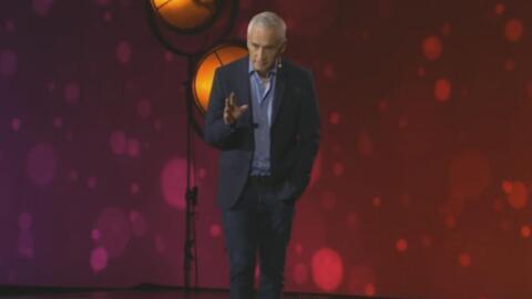 """Jorge Ramos asegura que en el periodismo y la vida """"siempre es preferibl..."""