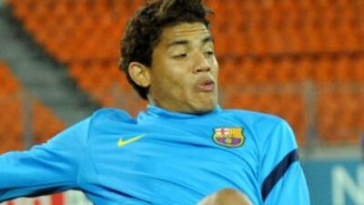Dos Santos ya había vuelto a entrenar, pero ahora cuenta con el alta méd...