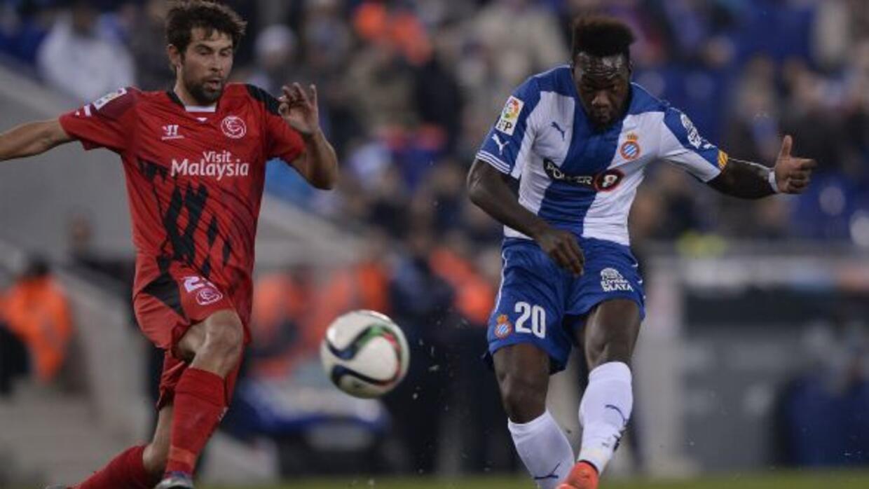 El ecuatoriano Caicedo sigue enrrachado y marcó un gol en el triunfo de...