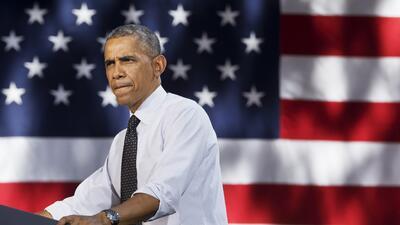 """Obama a padres centroamericanos: """"Dejen de poner a sus hijos en peligro"""""""