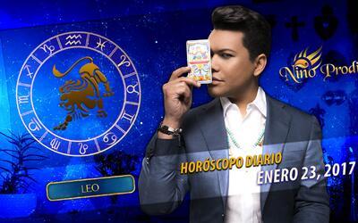 Niño Prodigio – Leo 23 de enero, 2017