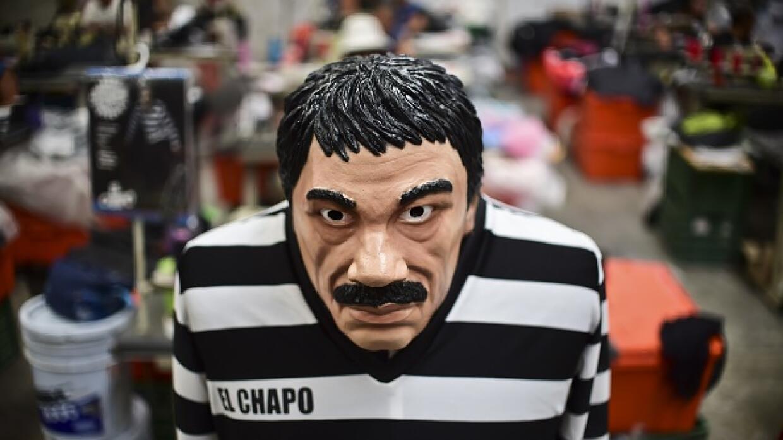 """Muñeco de """"El Chapo"""" Guzmán"""