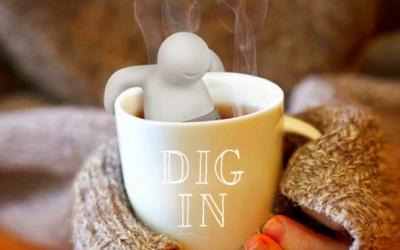 Mr. Tea Infuser, un gran regalo para tu mejor amigo foodie.