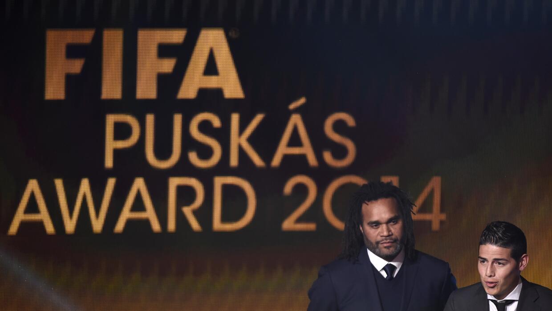 Premio Puskas FIFA