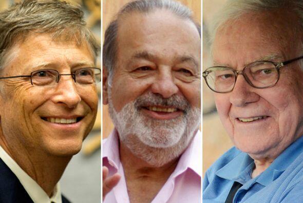 Son millonarios y poderosos; sin embargo, su espíritu altruista los ha c...