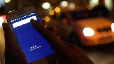 Los viajeros de negocios utilizan cada vez menos taxis y optan más por s...