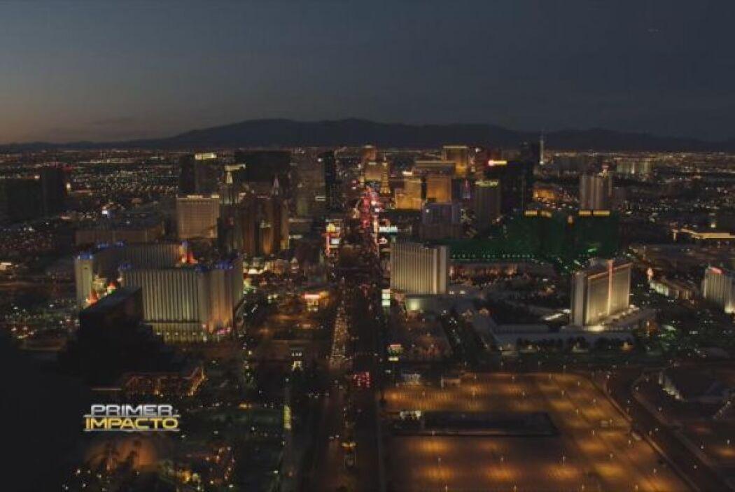 ¡Lo que pase en Las Vegas lo veras en Primer Impacto!