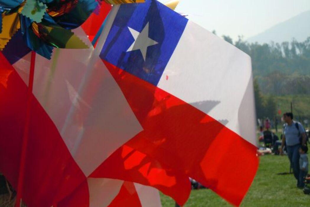 Chile celebra el Bicentenario de su Independencia este 18 de Septiembre.