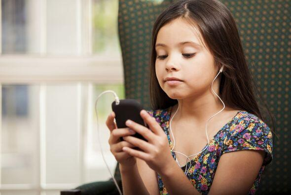 Un móvil para los preadolescentes. A medida que crezcan, es posible que...