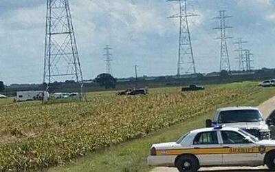 El accidente ocurrió en la comunidad de Lockhart, al sur de Austin