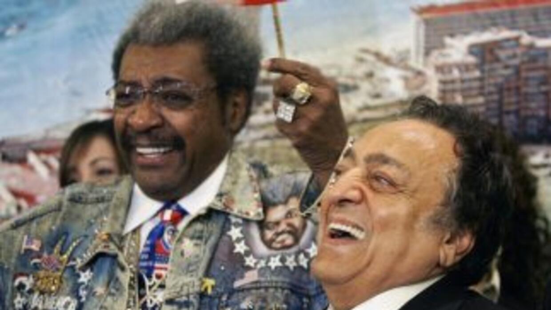 José Sulaimán y Don King creen que Julio César Chávez Jr. será campeón y...