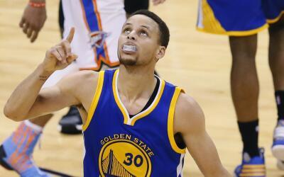 Warriors remontan y gana en Oklahoma para obligar a un séptimo juego en...