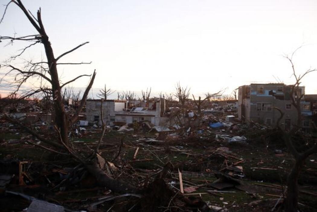 Agregó que 70 viviendas fueron totalmente destruidas en dos regiones del...