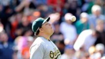Colón dio positivo por testosterona y fue suspendido 50 juegos por la MLB.