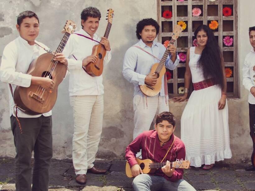 Banda de regional mexicano Los Cojolites