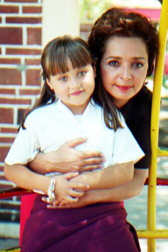 """Andrea Lagunes consiguió su primer protagónico con """"Gotita de Amor"""". ¿Re..."""
