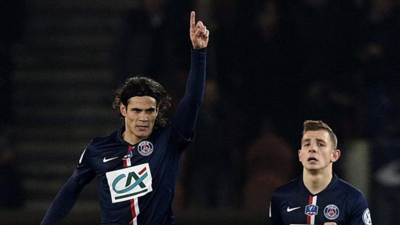 El Paris Saint Germain, Mónaco y el Guingamp se clasificaron a la siguie...