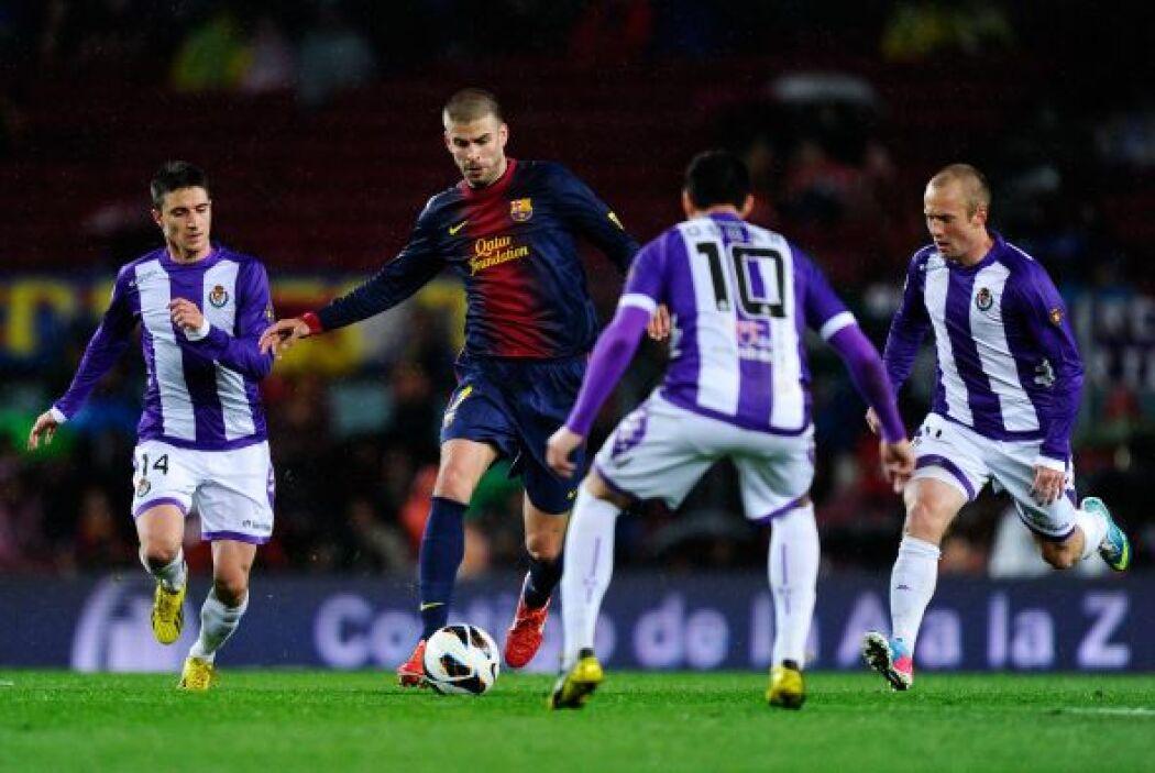 Los 'blaugranas' no contarán con Lionel Messi lo que resta del campeonat...