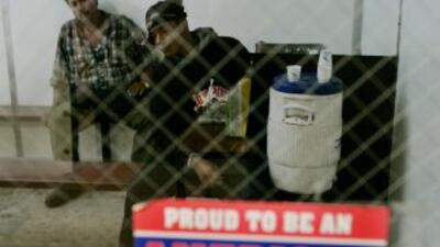Las condiciones de las cárceles para indocumentados siempre han estado e...