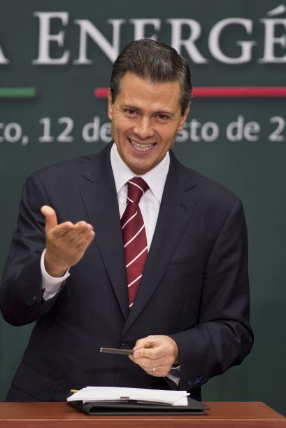 Por su lado, bajo el Gobierno de Enrique Peña Nieto, Méxic...