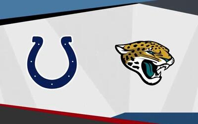 Las claves del duelo Colts vs. Jaguars
