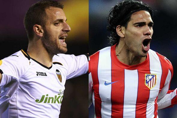En otros partidos de la jornada de Europa League, Valencia y Atlético de...