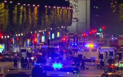 Estarían fuera de peligro los dos oficiales heridos tras atentado terror...