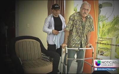 Auriespacio: Andrés García será sometido a cirugía de columna vertebral