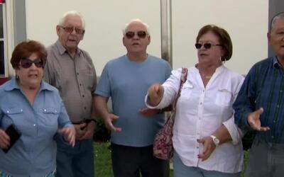 Residentes al oeste de Hialeah denuncian que hace siete meses no hay luz...