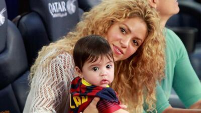 Milan el bebé más esperado en el Mundial