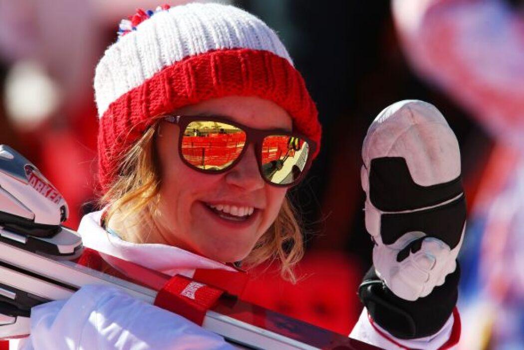 Y cálidas sonrisas, los atletas prometen unos Juegos de Invierno para re...