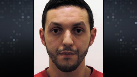 Mohamed Abrini en una imagen difundida por las autoridades