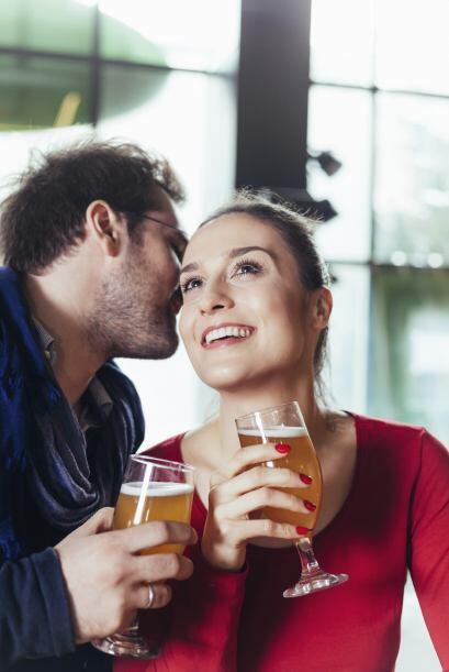 "Piensa en si todo lo bello de tu ""relación"" era real o si eran tu..."