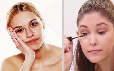 ¡No luzcas cansada! Trucos rápidos de maquillaje para ocultar la fatiga